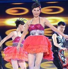 时尚七太跳多风格舞蹈