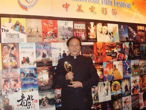中美电影节在美举行 澳门电影协会获金天使奖