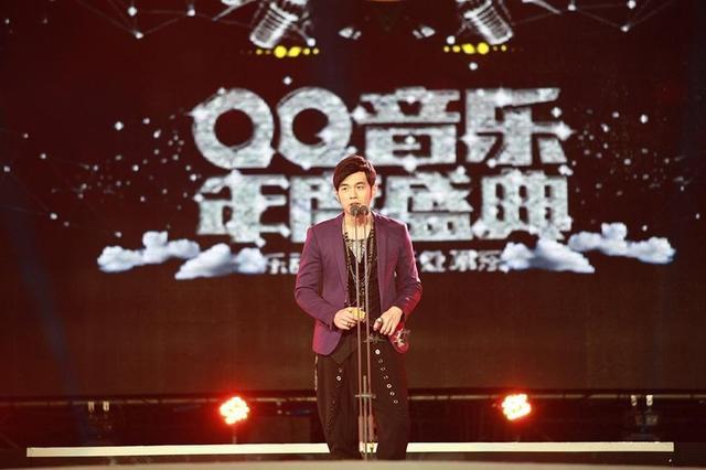 QQ音乐年度盛典 是巅峰盛典也是音乐年鉴