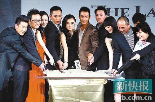 《王的盛宴》7月5日上映 陆川:古装片背水一战