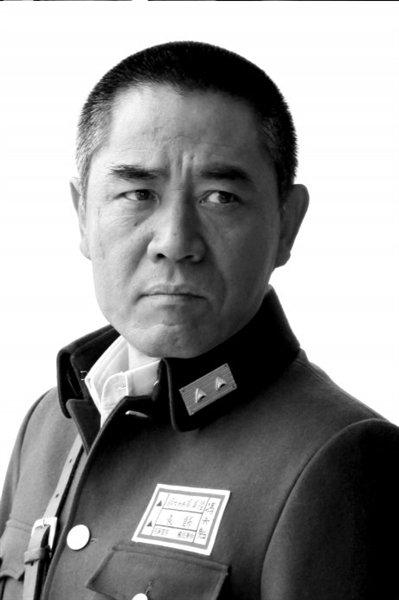 陈宝国再度领衔塑造抗日将领 《正者无敌》开机