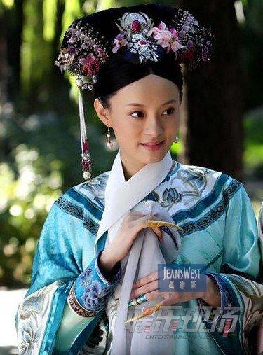 清朝后宫嫔妃的言行高清图片