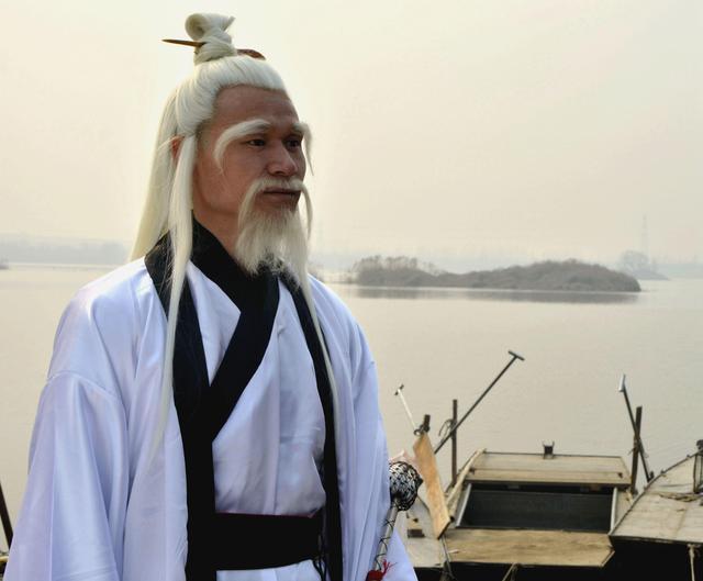 《最后的锦衣卫-鸡缸杯》演员毛丹辉一夜白了头