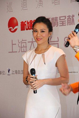 蔡健雅:金曲奖歌后看好林忆莲 目前不想结婚