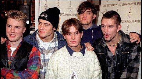 罗比重新归队 Take That原班人马将发新专辑