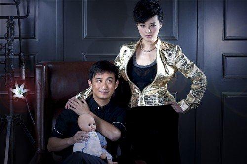 袁莉黄磊吵嘴斗演技 《婚姻保卫战》很逗很实力