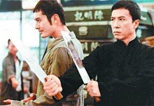 """《叶问2》试映会 叶伟信:要的就是黄晓明""""2"""""""