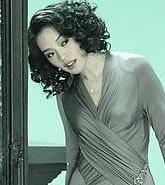 银色修身长裙