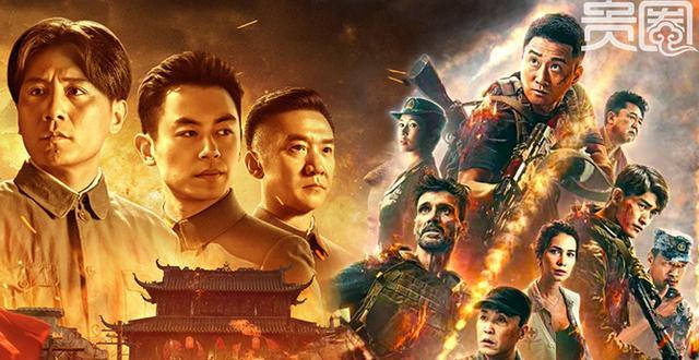 《建军》、《战狼2》凭什么成为暑期最热大片?