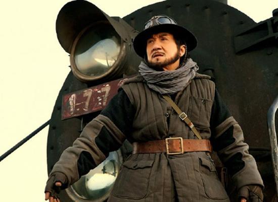 成龙《铁道飞虎》将在北美上映 或与中国同步