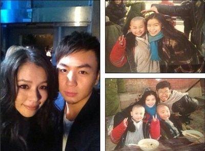 徐若瑄重遇释小龙 小龙惊叹:没有岁月痕迹