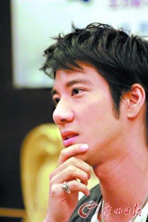 王力宏广州独撑《恋爱通告》 不怕和周董比票房
