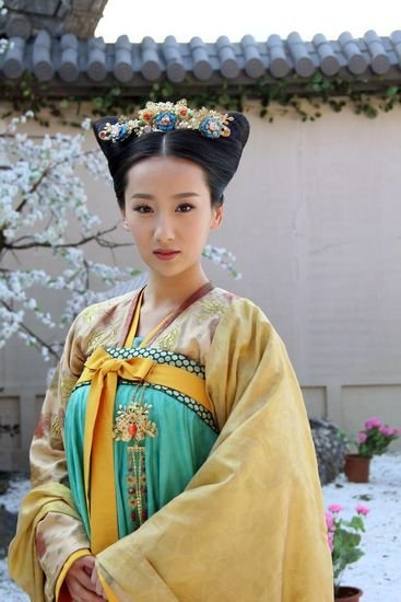 《美人天下》台湾将播 高洋演蛇蝎美人搅乱后宫