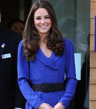 凯特被曝半年衣着花5.4万美元 公公查尔斯买单