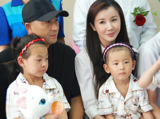 孙菲菲捐助先心病患儿 手术成功面对崭新人生