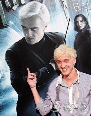 汤姆·费尔顿自曝 因出演《哈利·波特》遭憎恨