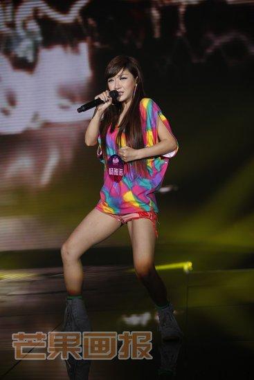 西安快女杨雅诺:PK女王不在乎曾经辉煌