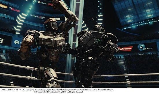 《铁甲钢拳》看点曝光 机器人给力父子情催泪