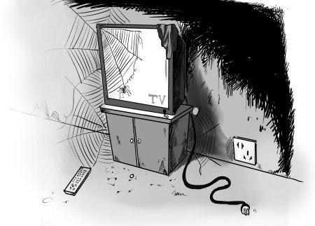 芒果台等卫视收视下滑 重要原因:电视剧的低迷