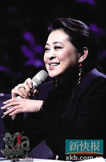《妈妈来了》推升级版 明星评委倪萍首秀歌喉