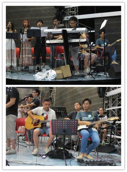 《中国藏歌会》新式藏歌惹争议 御用乐队谈音乐