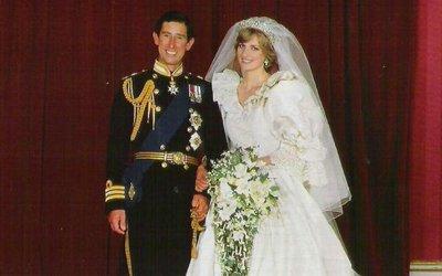 近代王室婚礼盘点