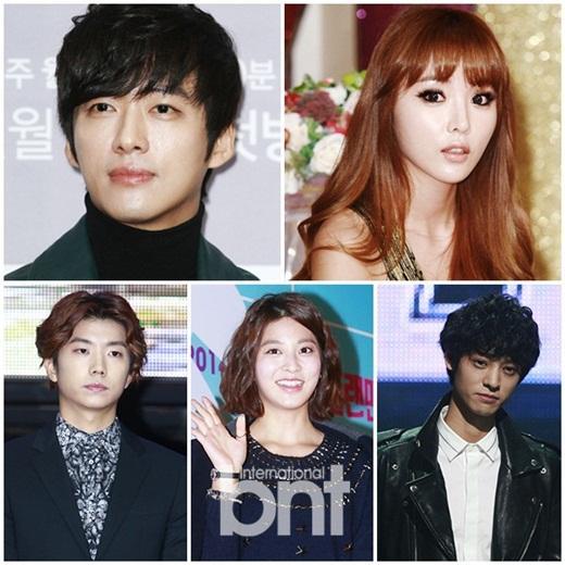 腾讯娱乐讯 MBC综艺节目《我们结婚了-第四季》(简称:《我结》)的假想夫妇们将