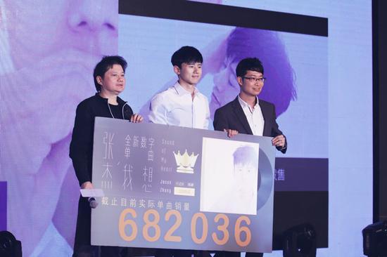 """张杰成立厂牌""""行星文化"""" 宣布""""我想""""新计划"""