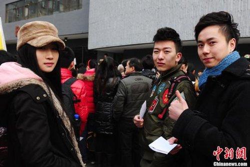 北京电影学院复试17日发榜 几家欢喜几家愁