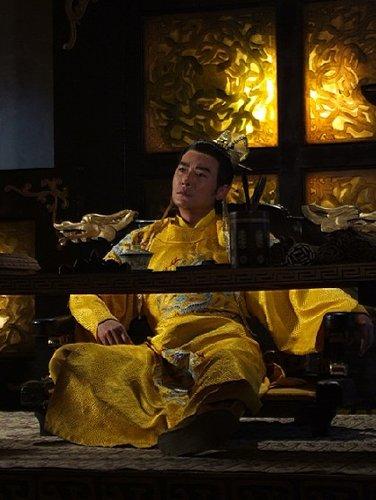《大玩家》热拍 焦恩俊:这个皇帝不好当(图)