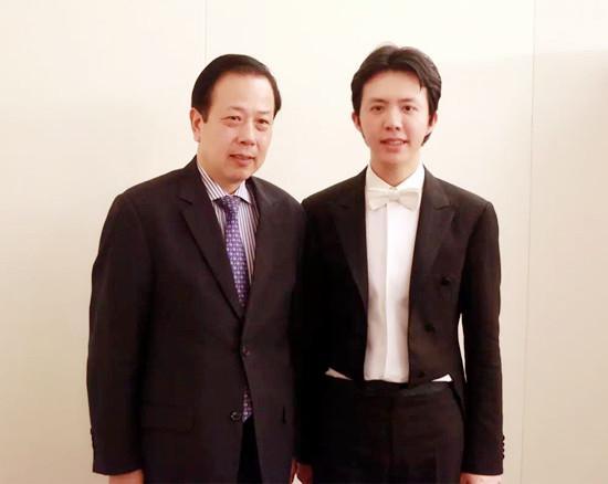 李云迪罗马音乐会圆满落幕 中国驻意大使莅临