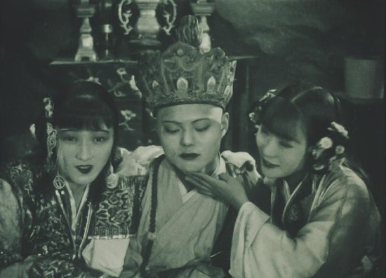 """[电影说] 老胶片《盘丝洞》的""""奇幻漂流"""""""