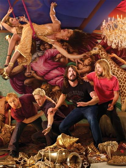 音乐风向标十一:2012格莱美之争 提名大赢家