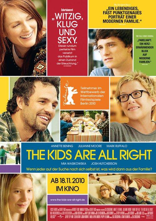 外媒赏片:《孩子们都很好》——同性恋的情书
