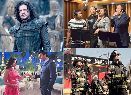 2015-16季回归美剧盘点 《权力的游戏》领衔