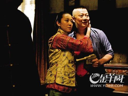 《让子弹飞》热映 马珂:姜文难合作气得我想哭