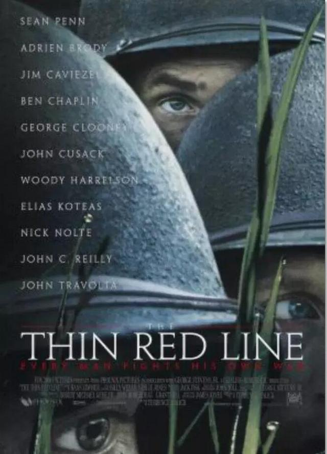 二战电影红线_