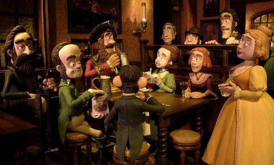《神奇海盗团》首映口碑极好 观众大赞笑点不断