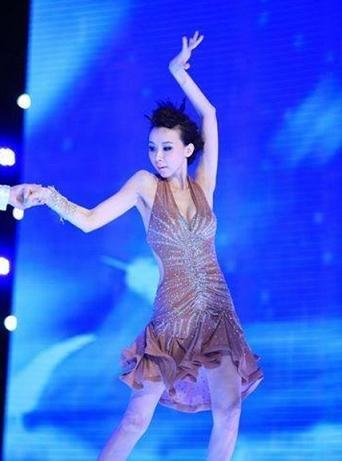 萧蔷诚意回归《舞林大会》 为粉丝再次舞蹈