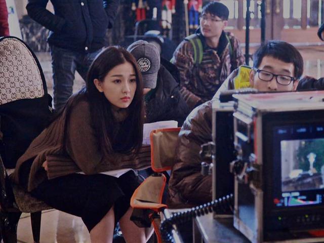 电影《花落流年》南京开机 虞书欣首演女主角