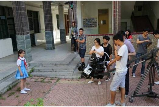 儿童公益电影《 晨晨的日记》在徐州市开机