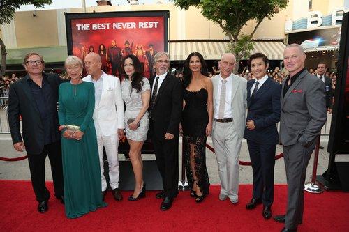《赤焰战场2》定档11月 引爆好莱坞大片激战
