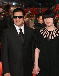 《推拿》盲人演员穆怀鹏亮相