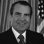 """""""水门事件""""的主角美国总统尼克森"""