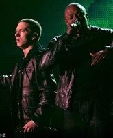 Dr. Dre携手艾米纳姆表演