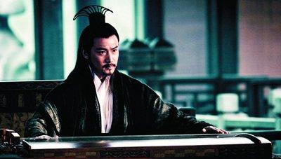 陆毅回应观众质疑:诸葛亮本身就是帅哥(图)