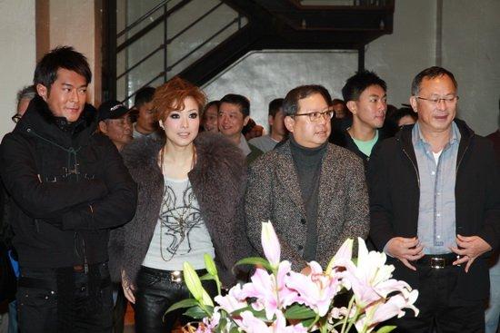 """杜琪峰再拍爱情片 郑秀文复出""""保护""""古天乐"""