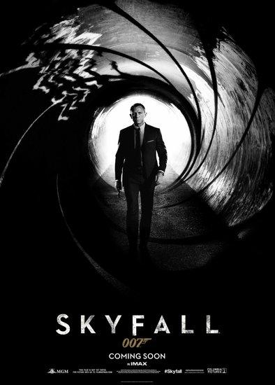 香港票房:007一家独大 《天幕危机》独占票房
