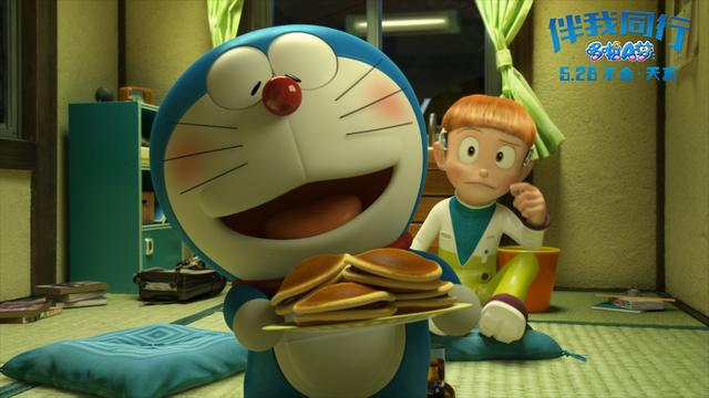 哆啦A梦、阿蒙、小叮当傻傻分不清的看过来!