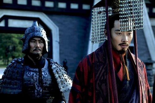 新《三国》罗晋被加戏 汉献帝全部重场戏(图)